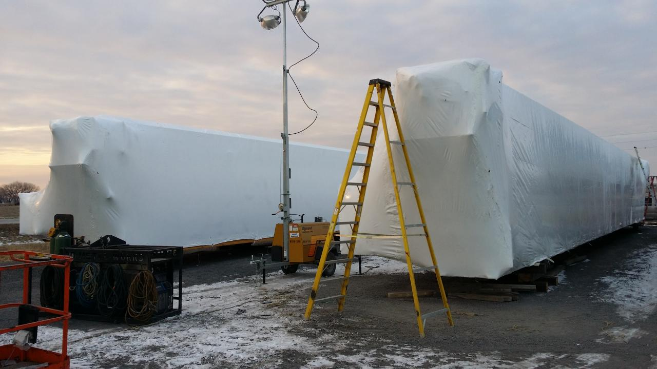 Midwest Shrinkwrapping Commercial Amp Industrial
